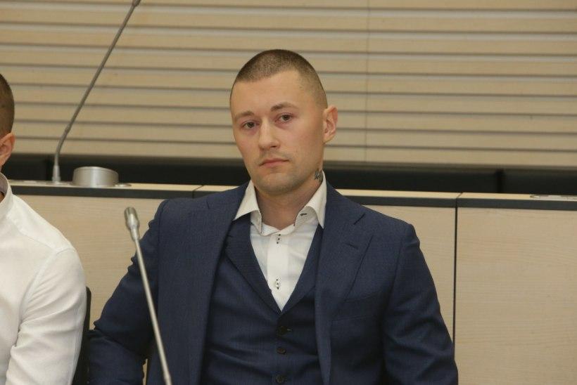 """FOTOD KOHTUST   """"Kiki Miki"""" staar Arop tunnistas end klubikakluses süüdi ja pääses kriminaalmenetlusest"""