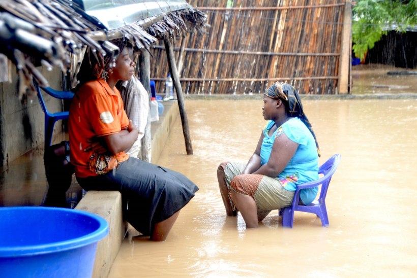 Mosambiiki räsinud tsüklon võttis 38 inimese elu