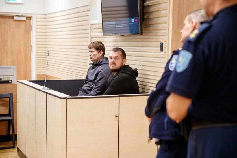 ULMELINE KOGUS MEELEMÜRKI: fentanüüliäriga vahele jäänud vendade kaitsjad püüdsid kohtunikke taandada