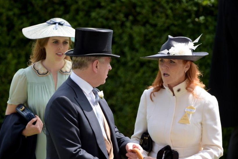 KUUM KÕMU: prints Andrew on eksnaisega jälle koos?