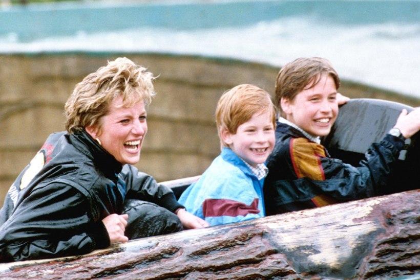 Printsess Diana uskus, et üks tema poegadest saaks kuninga rolliga palju paremini hakkama