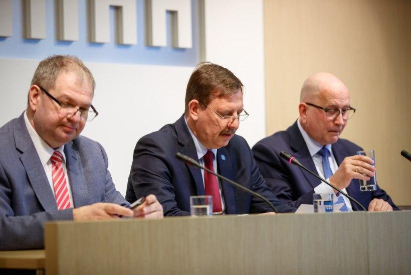 Taavi Aas loobub linnapea-ametist: mulle meeldiks ministrikoht