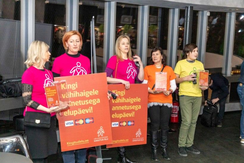 ANNA OMA PANUS! Vähiravifond kogub aprillis taas annetusi Rahvusooperis Estonia