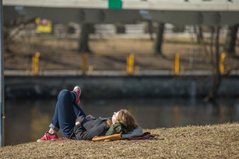 ILMAPROGNOOS | Nädalalõpp toob Eestisse selge kevadilma