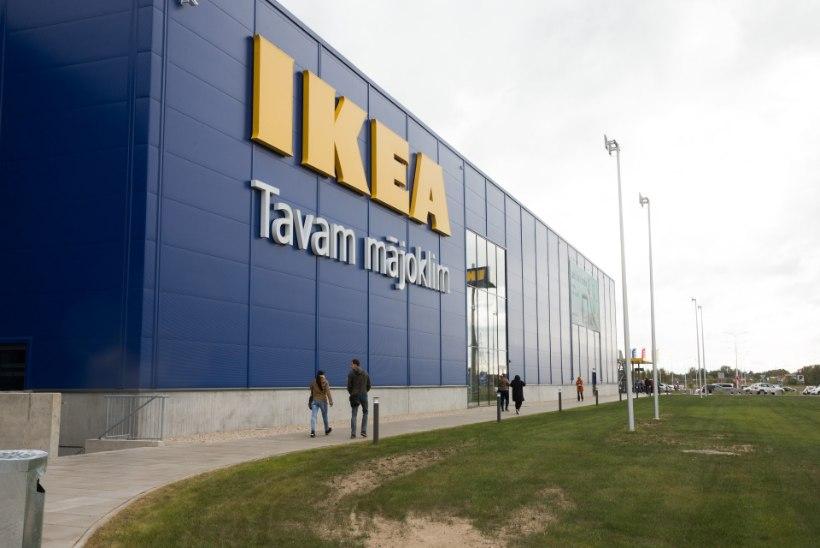 Kas Eestis avatav IKEA e-pood saab kiiruselt vastu Soomest kauba toojatele?
