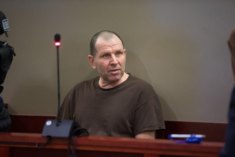 Valvurit tappa üritanud Ustimenko palus kohtult abi