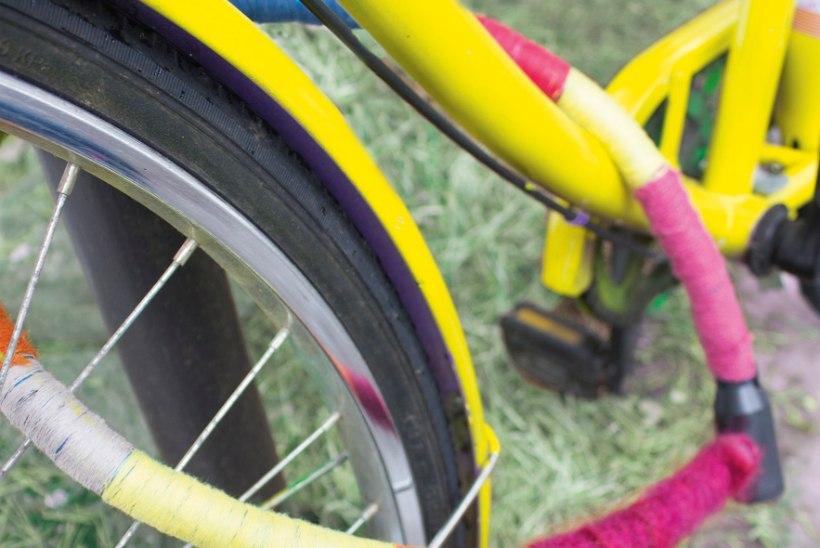 Tuuni oma jalgratas eriti šikiks!