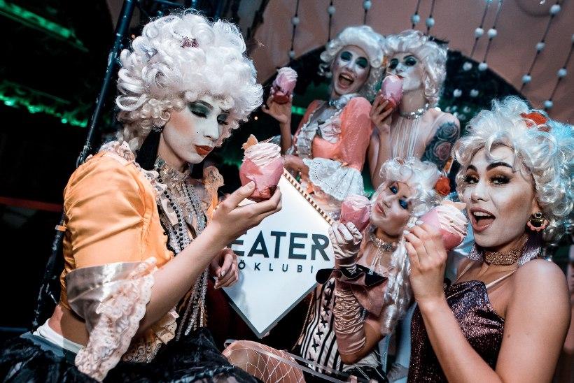 PEOGALERII | Grand Showparty Cake avapeol lendas kooki ja jooki