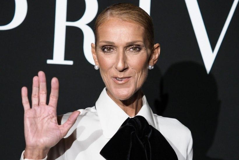 Céline Dion on L'Oréali uus ilusaadik!