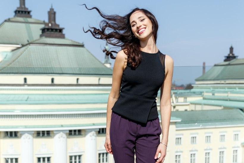 Elina Nechayeva: pärast Eurovisionil osalemist muutus esinemisgraafik hullupööraseks