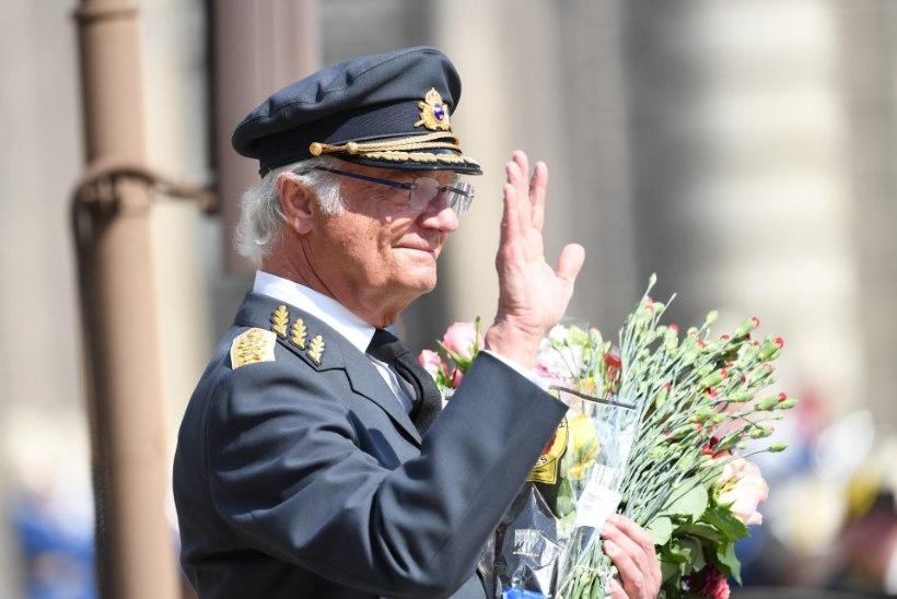 GALERII | Rootsi kuningas Carl XVI Gustaf tähistab 73. sünnipäeva