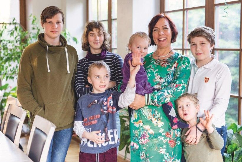 Mailis Reps 20 aastat kestnud abielust: perest ei saa välja astuda, kui sul on lapsed
