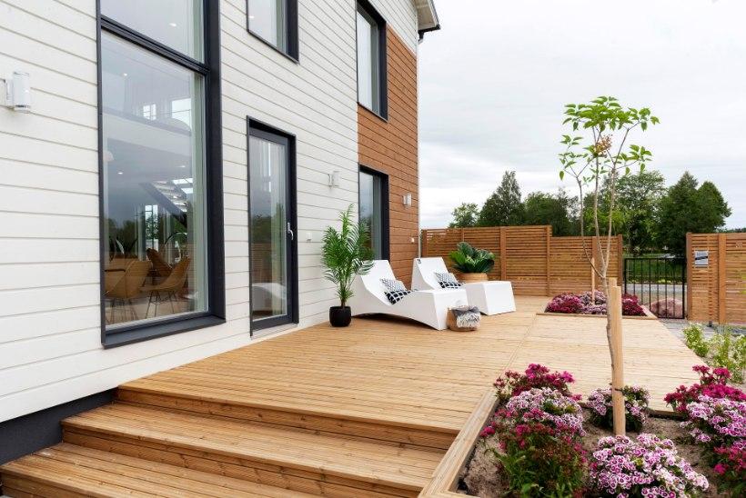 Millisel terrassil on mõnus?