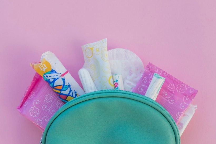 Lugeja küsib: kas tampoonid ja hügieenisidemed aeguvad?
