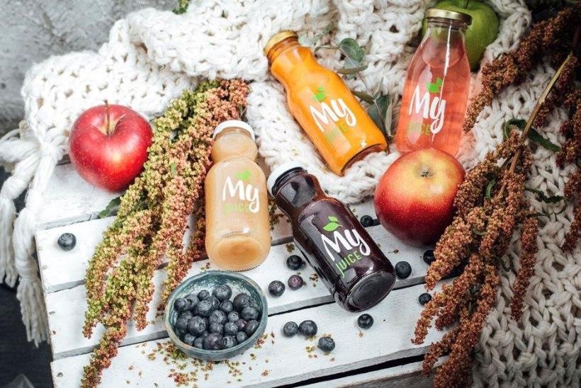 Naturaalsed mahlad ja püreed võidavad südameid – millist My Juice'i toodet eelistada?