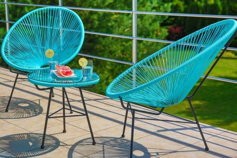 INSPIRATSIOON: milline aiatool valida, et see sobiks suvesse ja terrassile?