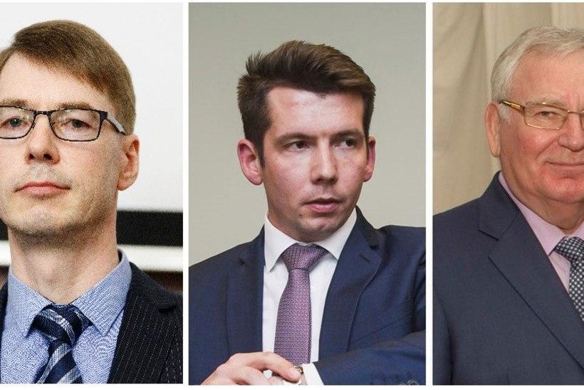 TABEL | Repinski rekord põrmustati! Kuusik on lühima valitsemisajaga minister