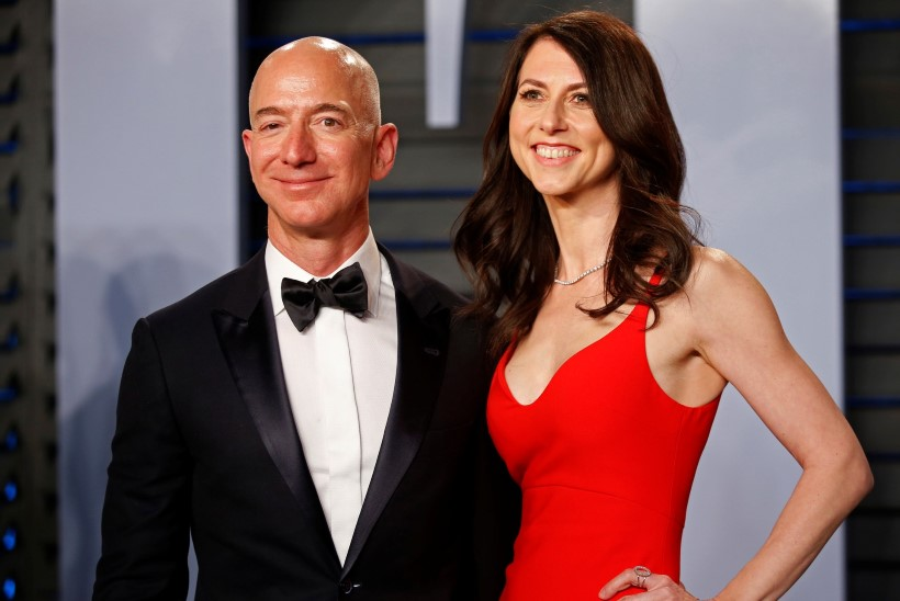 MacKenzie Bezosest saab maailma rikkuselt kolmas naine