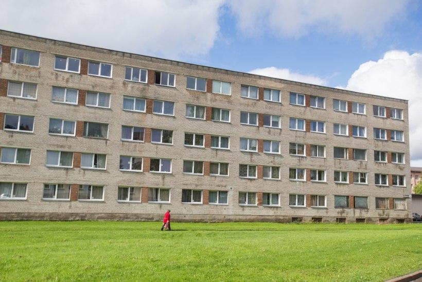 Riik katsetab tühjenenud kortermajade elanike ümberasustamist