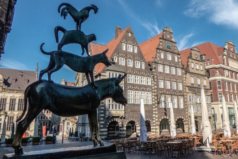 PIKK NÄDALALÕPP SAKSAMAAL: Läki Bremenisse moosekantideks!