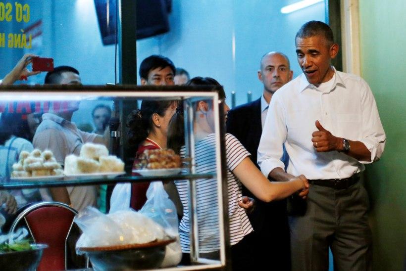 PÄEVA KASUTU FAKT   Obama valmistab 80% Jaapani söögipulkadest