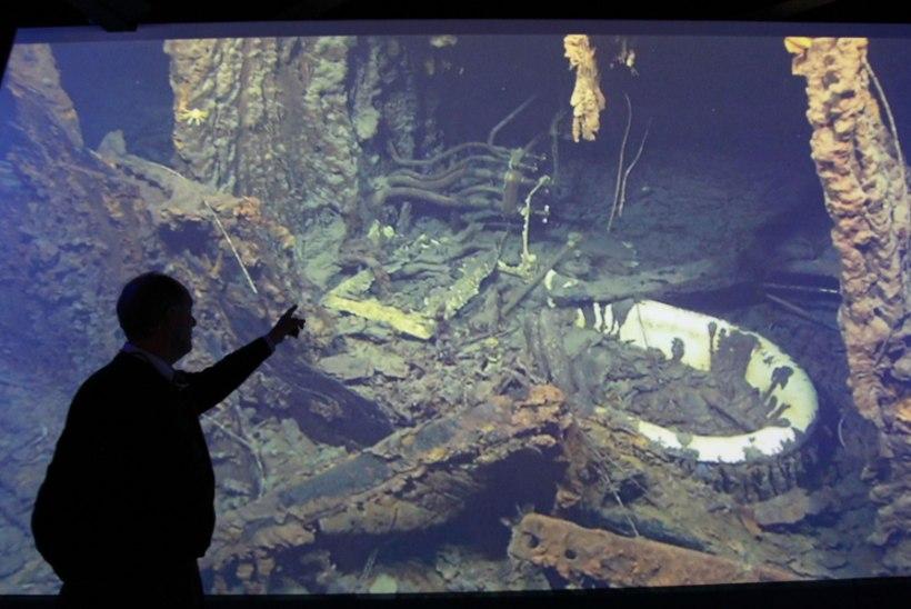 UUS RUBRIIK: PÄEVA KASUTU FAKT | Titanicu vrakki otsima läinud teadlased leidsid kogemata Titanicu vraki