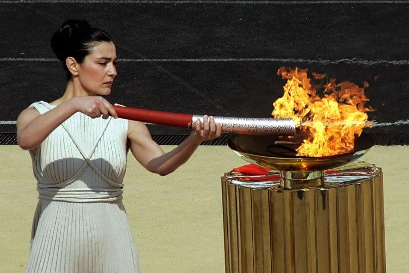 PÄEVA KASUTU FAKT | Esimesed 13 korda peeti olümpiamängu