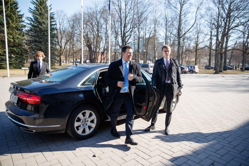 GALERII | Vaata, millise ilmega teatas Jüri Ratas valitsuse tagasiastumisest
