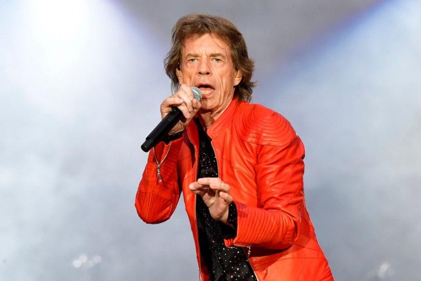 Billboard: Mick Jaggerile tehti südamelõikus