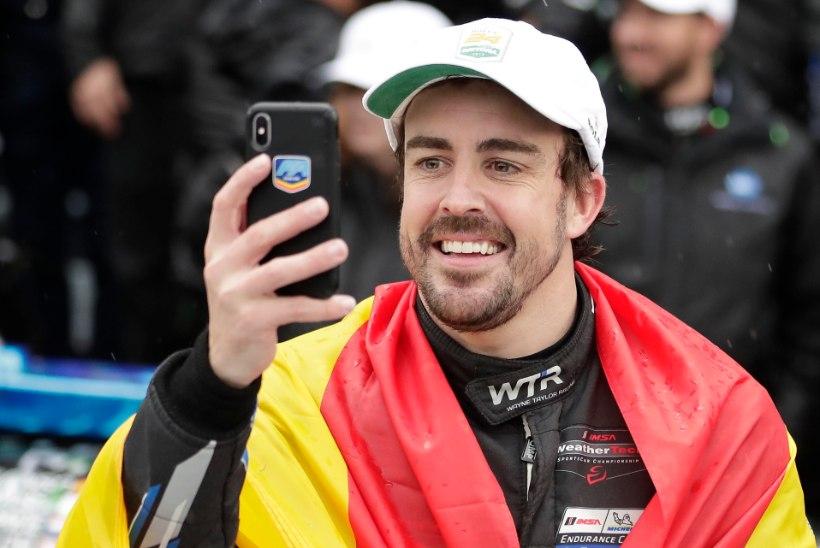 TOHOH! Kahekordne F1 maailmameister Fernando Alonso mõtleb rallikarjäärile