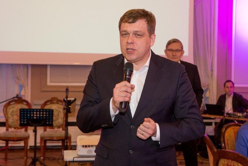 Eesti 200 esinumber Euroopa Parlamendi valimistel on Lauri Hussar