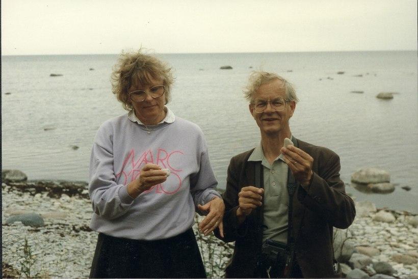 61 AASTAT ARMASTUST! Kirjanikepaar Enn ja Helga Nõu: me ei saaks teineteiseta enam kunagi hakkama