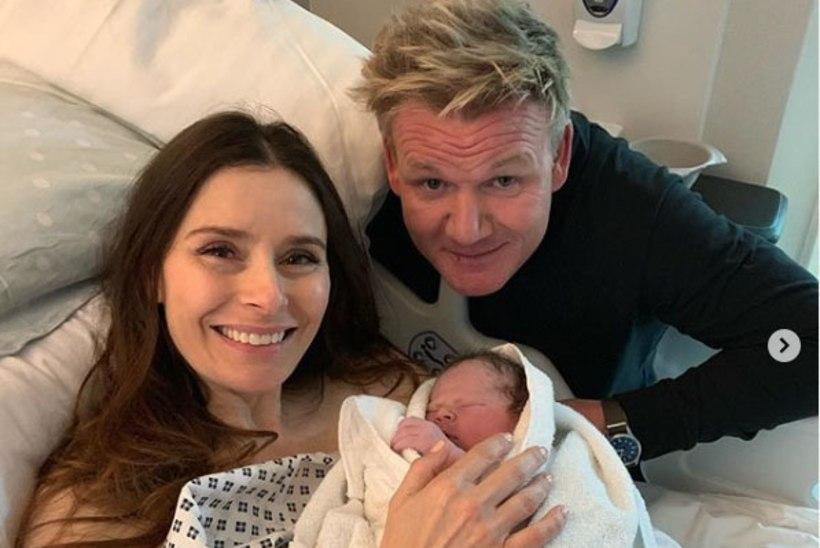 Gordon Ramsay sai traagilise kaotuse järel viienda lapse