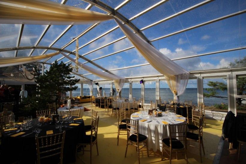 Imelise pulmapeo 3 kuldvõtmekest: hea koht, külaliste mugavus ja kordumatus