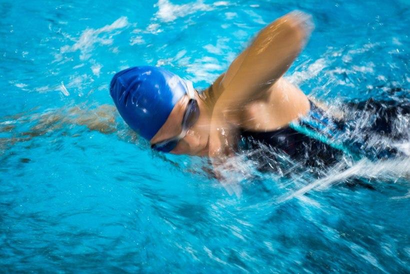 ALGUSES UJULAS, SIIS ÕUES: head põhjused, miks ujuma hakata