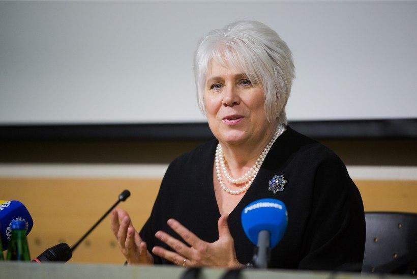 Sotsiaaldemokraatide europarlamendi valimisnimekirja juhib Marina Kaljurand