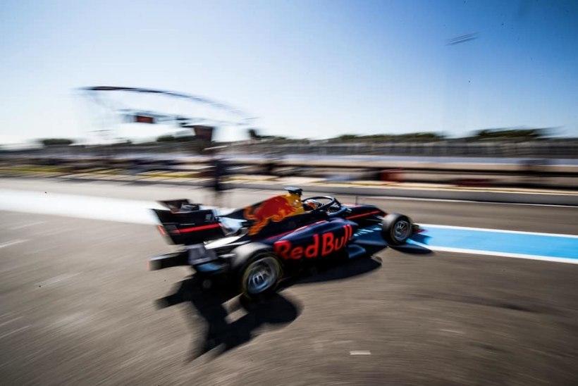 Jüri Vips: kui ei suuda Red Bulli juuniortiimis pinget taluda, siis F1s ealeski mitte