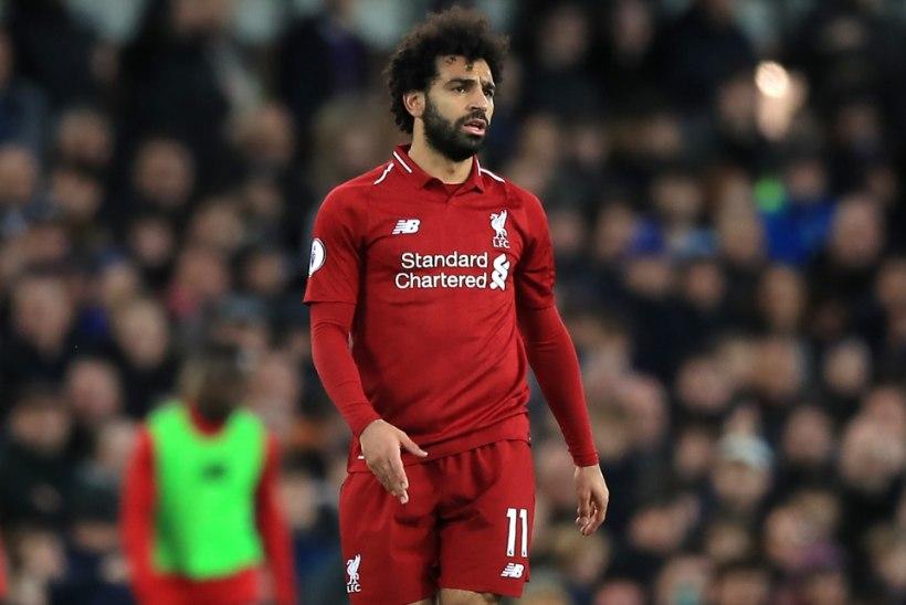 Väravapõua ületanud Salah aitas Liverpooli taas liidriks