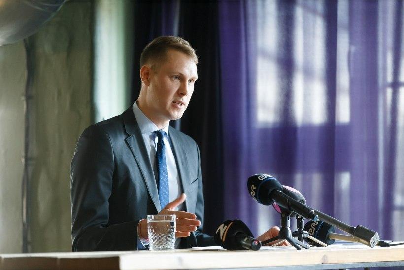 Euroopa Parlamendi valimisteks esitasid dokumendid üheksa erakonda ja seitse üksikkandidaati