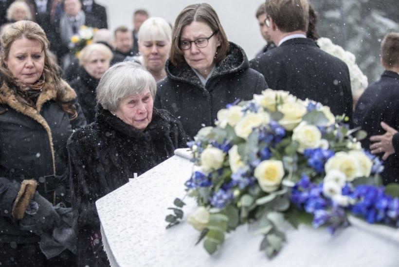 Nykäneni 90aastane ema paljastas: olime surmaks mingil määral valmis