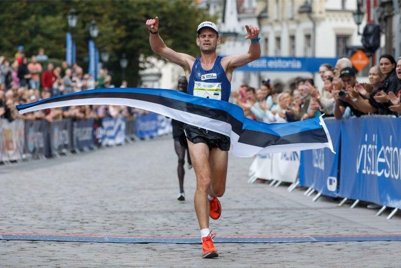 Vihaselt alustanud Nurme jooksis võimsa rekordi: surusin jõuga, suutsin tempot säilitada ega kukkunud ära