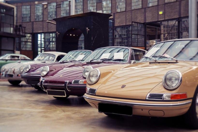Täiselektriline Porsche 911 – klassikute uus äge tulemine