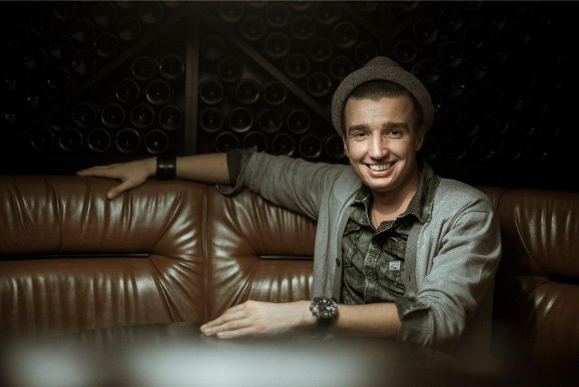 Artjom Savitski tahaks ise olla luksusautode disainer