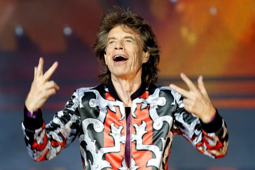 Jaggeri vend: Mick pääses üle noatera eluga