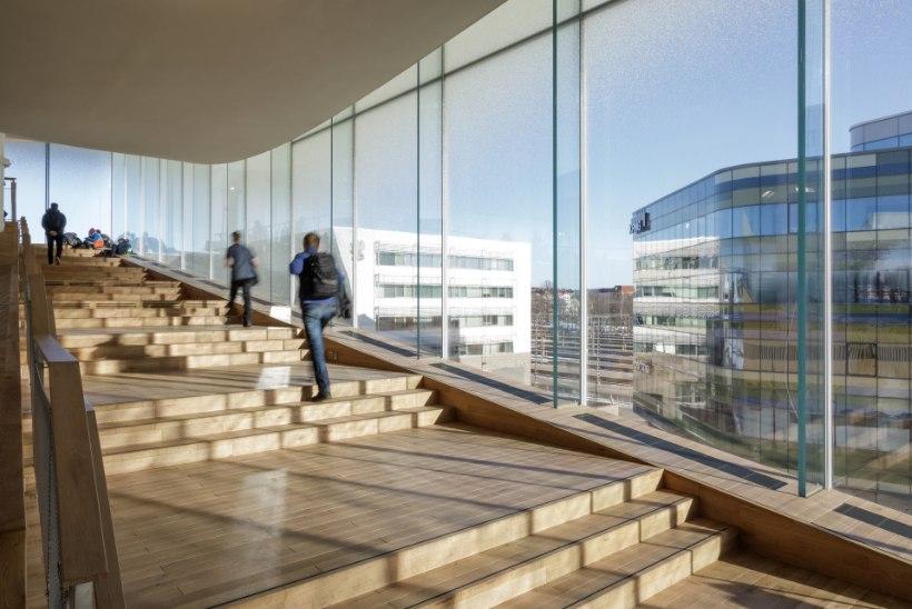 Eestlaste loodud puitfassaad Helsingis võitis väärika auhinna