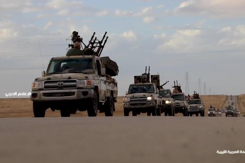 OPERATSIOON RAEVUVULKAAN: Liibüas käivad lahingud pealinna pärast
