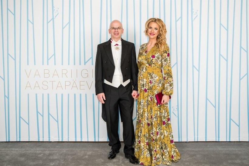 BEEBIUUDIS: Allar Jõks ja Heidi Vilu said perelisa