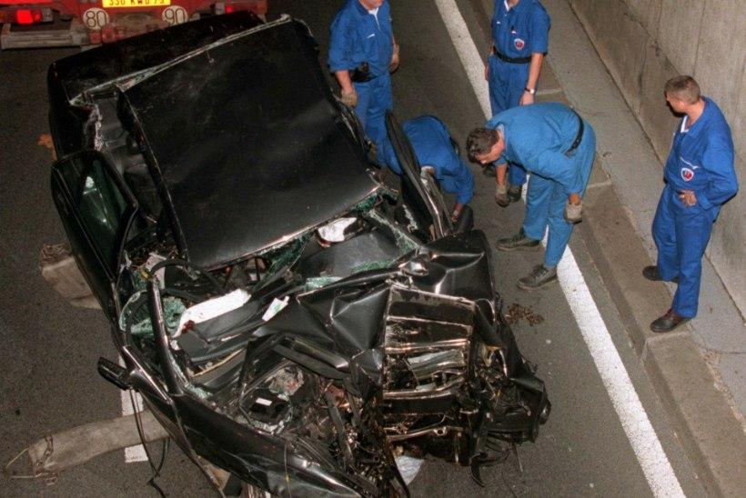 EKSPERT: Diana tapnud vigastus oli tilluke ja haruldane