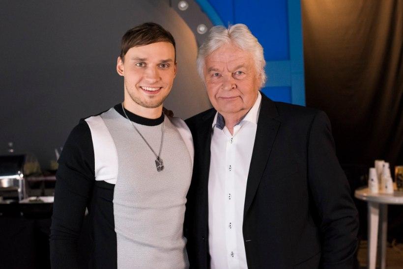 """Kuula ja vaata uuesti: Shanon tegi """"Eesti muusika karikas"""" vanameister Ivo Linnale ära!"""