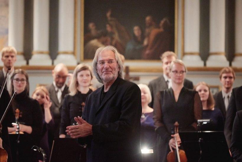 Tallinna Kammerorkestri peadirigendiks ja Tallinna Filharmoonia kunstiliseks juhiks saab Tõnu Kaljuste